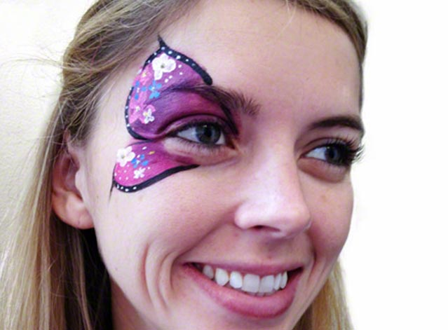 Face Painting - Butterfly